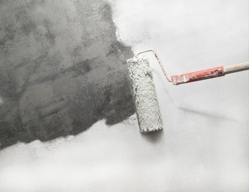 Farby do betonu